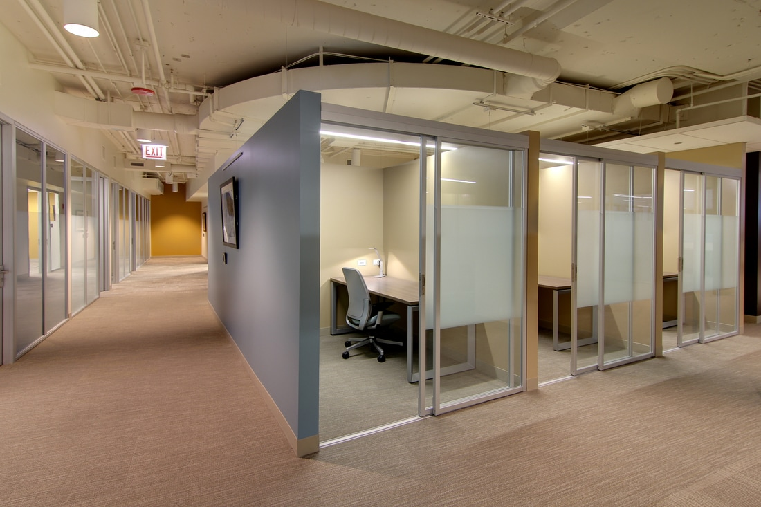 Why Should You Go For Private Office Spaces Hess Brooklyn
